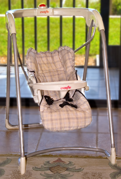 Gallery for gt baby swing
